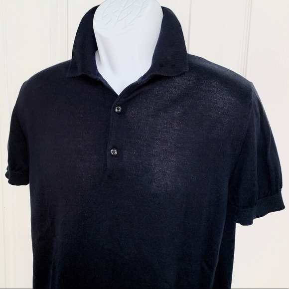 Moncler Other - On sale! Moncler men's Maglia knit polo sweater